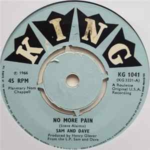 Download Sam & Dave - No More Pain / You Ain't No Big Thing Baby FLAC