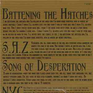 Download Mt. Egypt - Battening the Hatches FLAC