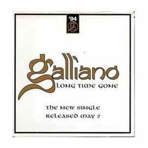 Download Galliano - Long Time Gone FLAC