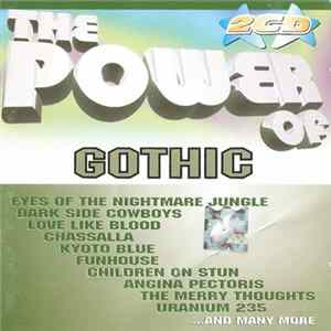 Download Various - The Power Of Gothic FLAC