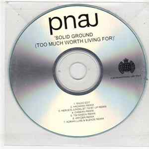 Download Pnau - Solid Ground (Too Much Worth Living For) FLAC