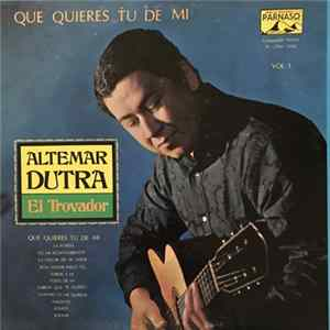 Download Altemar Dutra - El Trovador Vol. 3 FLAC